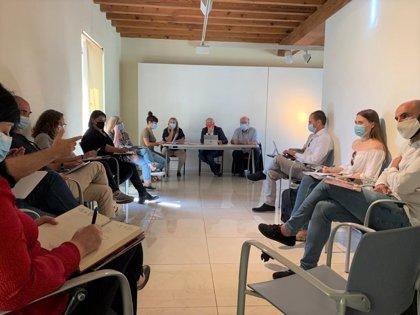 La instituciones de Mallorca coordinan el rodaje de 'Pan de limón con semillas de amapola'
