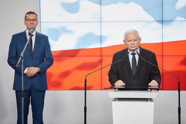 Polonia.- Kaczynski vuelve al Gobierno en Polonia como viceprimer ministro