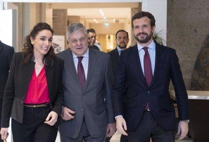 Casado se verá el viernes en el Congreso con la oposición venezolana, a la que expondrá su rechazo a misión de Borrell