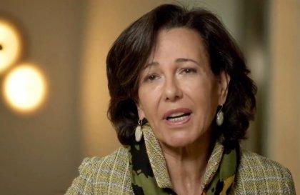 Ana Botín (Santander) pide reconsiderar el veto a los dividendos