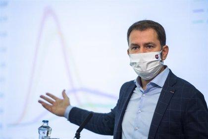 Eslovaquia vuelve a declarar el estado de emergencia ante el repunte de los casos de coronavirus