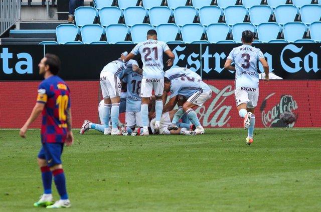 Fútbol/Primera.- Previa del RC Celta - FC Barcelona