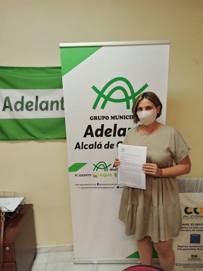 Adelante Alcalá alega contra el proyecto de valorización de la cementera en el nuevo trámite de la Junta