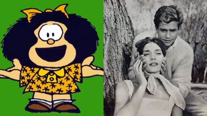 El cinematográfico origen de la Mafalda de Quino