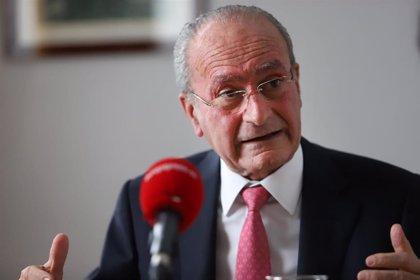 """Alcalde de Málaga dice que """"no cabe duda"""" que la flexibilización de regla de gasto """"nos da un cierto margen"""""""