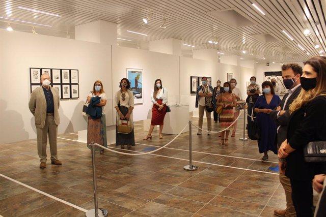 Huelva.- La Sala de la Provincia se convierte en 'Espacio de confluencias' de la
