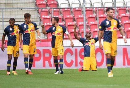 Salzburgo, Krasnodar y Midtjylland completan los 32 equipos de la fase de grupos de la Champions