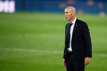 "Zidane: ""No creo que Hazard esté 'tocado' mentalmente, pero sí está molesto"""