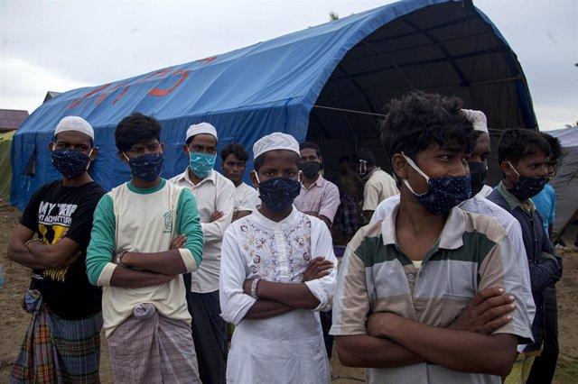 Bangladesh.- HRW denuncia a Bangladesh por las agresiones sobre los rohingya que
