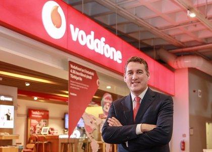 Colman Deegan, nuevo consejero delegado de Vodafone España en sustitución de Antonio Coimbra