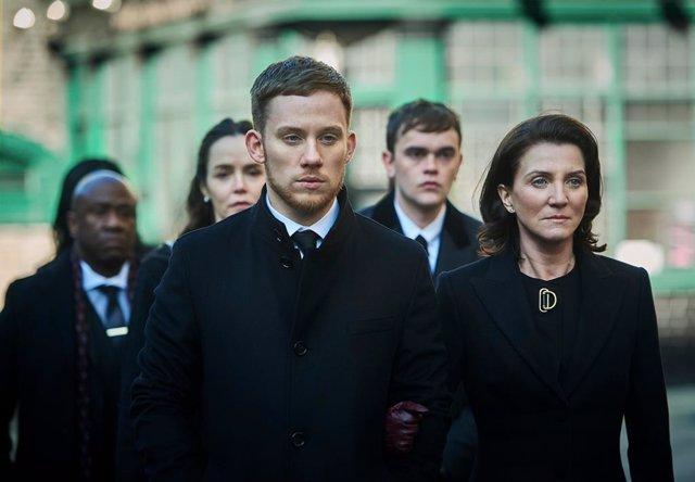 La aclamada serie británica Gangs Of London llega a Starzplay el 15 de noviembre