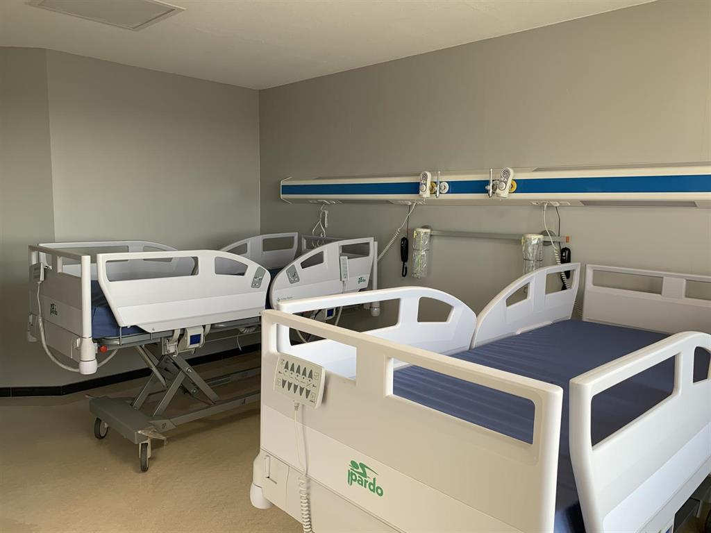 Hospital Regional de Málaga reforma la planta de Enfermedades Infecciosas, que tendrá nueve habitaciones de aislamiento 3