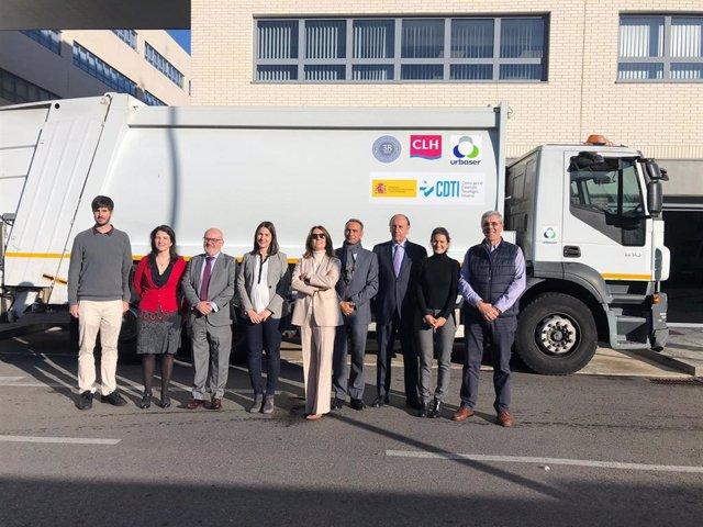 Proyecto de CLH y Urbaser para obtener combustible a partir de plásticos
