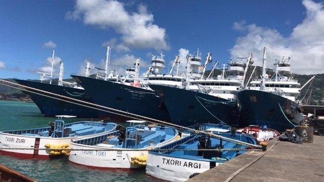 Economía/Pesca.- La flota atunera española confía en convertirse en la más soste