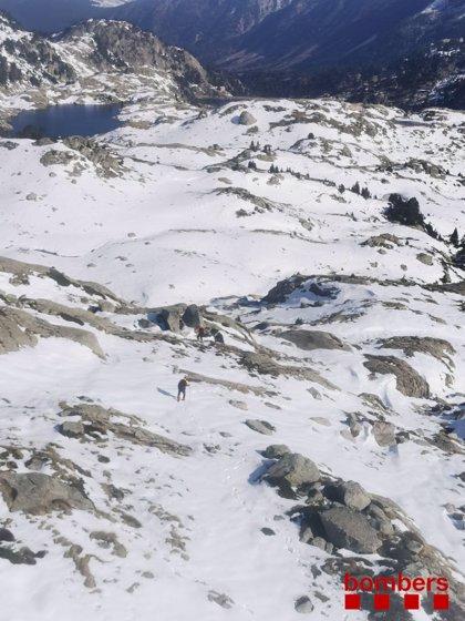 Localizados dos cuerpos sin vida en el Parque Nacional de Aigüestortes (Lleida)