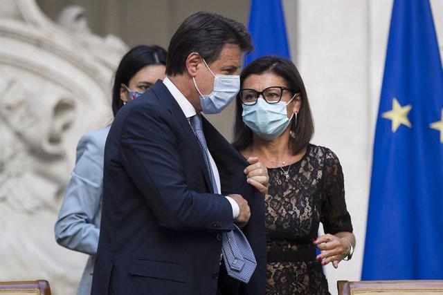 Coronavirus.- Conte propone prorrogar el estado de emergencia por la pandemia en
