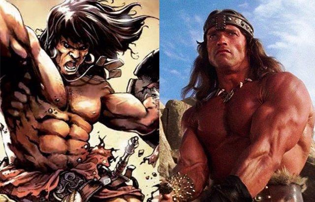 Conan el Bárbaro tendrá serie en Netflix