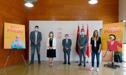 Murcia conmemora el Día Internacional de las Personas Mayores con el lanzamiento de la campaña 'Ayer Pude, Hoy Puedo'