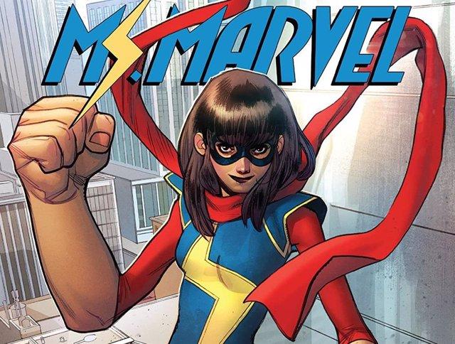 'Ms. Marvel' Ya Tiene Protagonista Para Su Serie En Disney+