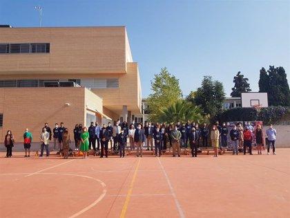 El instituto Hermenegildo Lanz de Granada pone en marcha un proyecto pionero para la formación académica de deportistas