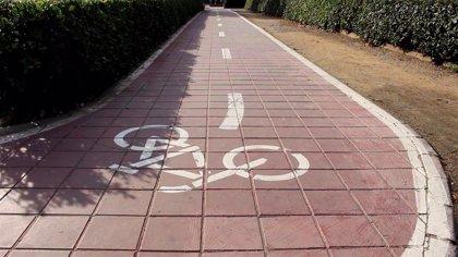 Concluyen las obras del paso inferior del carril bici que une l'Horta Sud con el barrio de Sociópolis de València