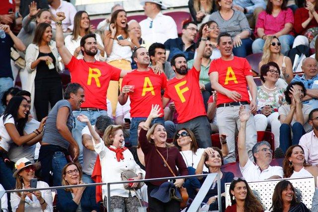 Tenis.- El Mutua Madrid Open lanza este jueves la venta de entradas para la edic