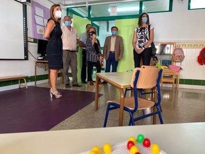 El Ayuntamiento de Murcia pone a punto 20 colegios públicos con una inversión de más de 700.000 euros
