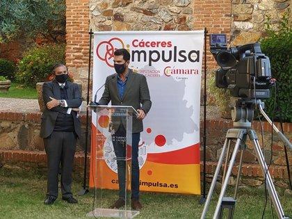 El proyecto 'Cáceres Impulsa' busca inversores en zonas rurales para contribuir al desarrollo demográfico y económico