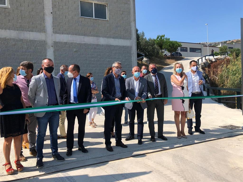 Manilva (Málaga) pone en marcha un centro para la recogida selectiva de residuos especiales con apoyo de la Diputación 2