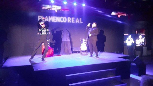 Presentación del ciclo 'Flamenco Real'