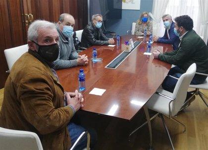 Los cinco alcaldes del Nalón ratifican las medidas conjuntas para abordar la alerta naranja