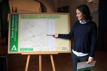 La Junta invierte 5,2 millones en la mejora de carreteras ante el inicio de las campañas agrícolas y lluvias en Córdoba
