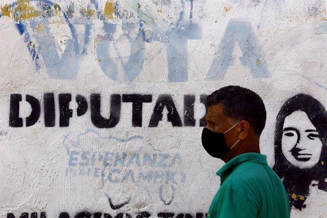 Mensajes electorales en Carabobo, Venezuela