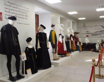 Más de 2.000 personas visitan la exposición 'El Último Desembarco de Carlos V, más allá de los fastos'