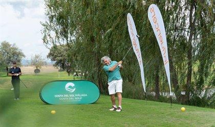 La Costa del Sol continúa su promoción del segmento de golf y colabora con el Torneo Influencers