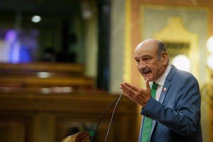 Mazón (PRC) condiciona su apoyo a PGE a que incluya los compromisos con Cantabria