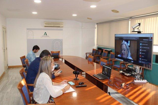 Tercera Comisión de Seguimiento y Control del Covid-19 en Explotaciones Agrarias.