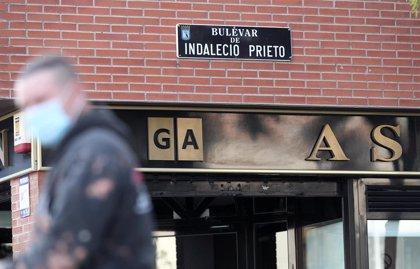 """Podemos declara que la moción para retirar del callejero a Caballero y Prieto se sustenta en el """"negacionismo filonazi"""""""