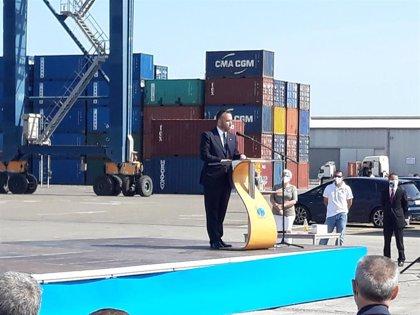 El nuevo presidente de PortCastelló basará su gestión en la economía, la sostenibilidad y el carácter social