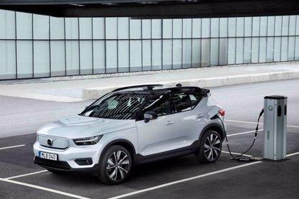 Volvo inicia la producción de su modelo XC40 eléctrico, que llegará a finales de mes