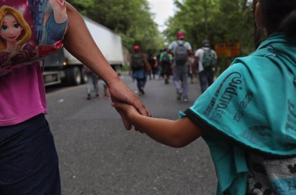 Honduras.- Parte de Honduras una nueva caravana de migrantes pese a la pandemia
