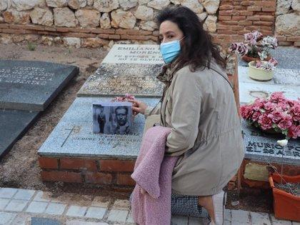 Arranca la exhumación en Guadalajara de una veintena de fusilados