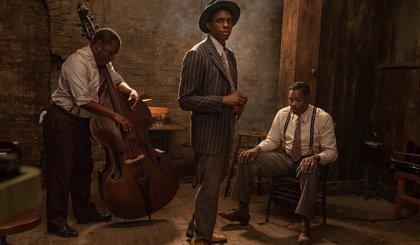 Primeras imágenes de Chadwick Boseman en su última película antes de morir, Ma Rainey's Black Bottom