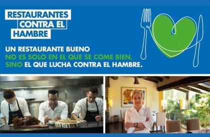 Vuelve 'Restaurantes contra el Hambre' para ayudar a familias afectadas por la pandemia en España