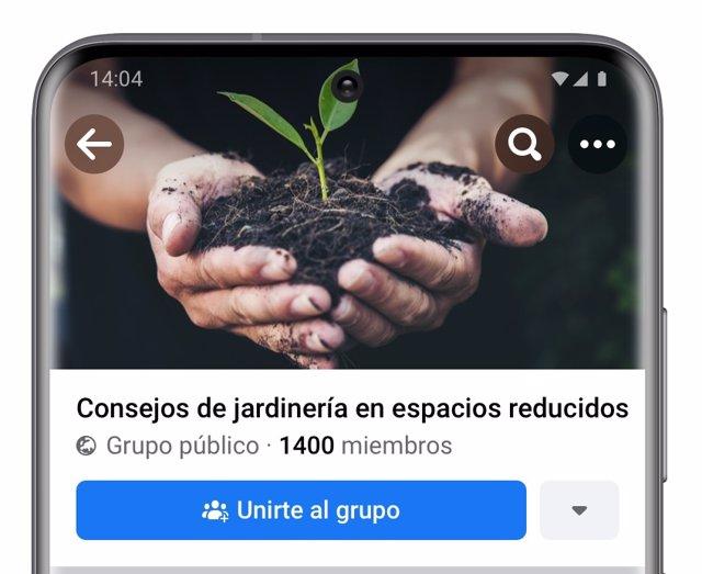 Facebook probará nuevas formas de descubrir conversaciones de grupos públicos de