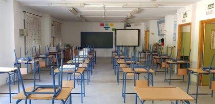 Un total de 400 estudiantes y 95 docentes han dado positivo en Covid-19 desde el 1 de septiembre en Extremadura