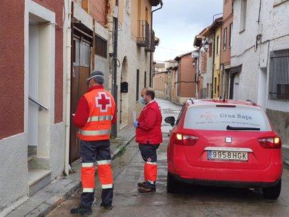 Unos 3.400 mayores han sido atendidos por el Plan Cruz Roja Responde en Valladolid