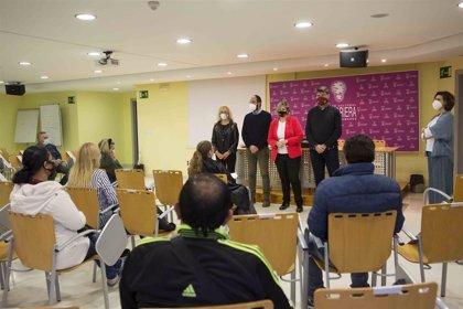 Camargo recibe a 43 desempleados que se incorporan a la plantillamunicipal