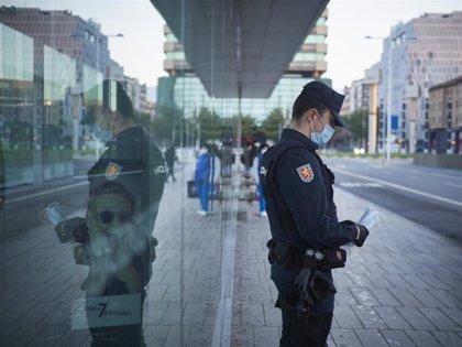 Policía y Guardia Civil en Madrid, a la espera de que Delegación del Gobierno fije cómo refuerzan a policías locales