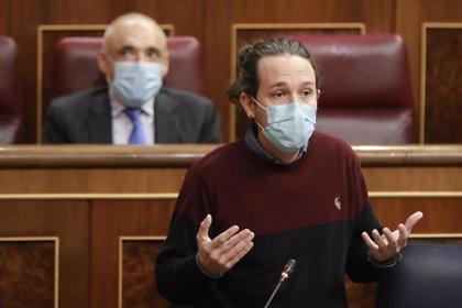 """El PP quiere que el Congreso repruebe a Iglesias como """"primer instigador"""" de los """"ataques"""" al Rey"""
